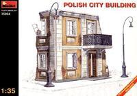 Разрушенное здание - Польша
