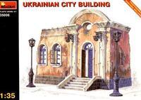 MA35006 Украинское городское здание