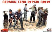 Немецкая танковая ремонтная команда