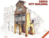 MA35018 Чешское городское здание