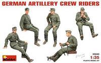 Германский обслуживающий персонал (артиллерия)