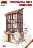 Городское здание Нормандии - Франция