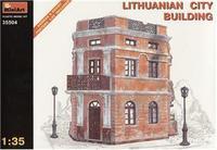 MA35504 Литовское городское здание