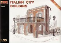 Итальянское городское здание