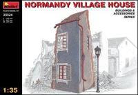 Нормандия деревенский дом