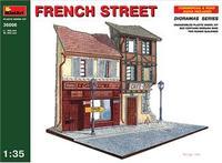Французкая улица в масштабе
