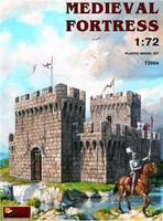 Средневековая крепость