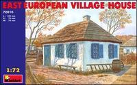 Восточно-европейский сельский дом