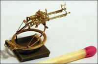 Lewis Mk III machine-gun on Scarf ring mount