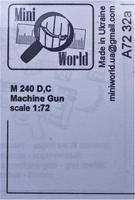 Единый пулемёт M 240 (D,C)