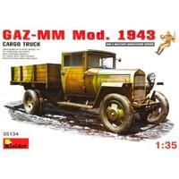 Грузовой автомобиль ГАЗ-ММ (модель 1943г.)