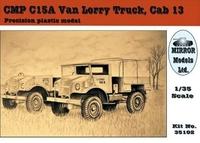 Грузовик CMP C15A Cab13 (содержит смоляные и РЕ-детали)