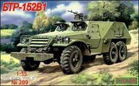 Советский бронетранспортер БТР-152В1