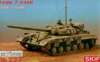 Советский командирский танк Т-64АК