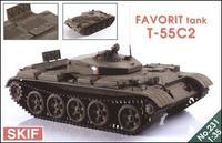 "Советский танк T-55C-2 ""Favorit"""