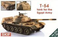 Египетский армейский танк T-54