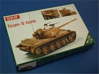 Модель танка Тиран-5