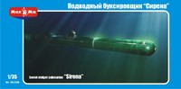 Сверхмалая подводная лодка Sirena