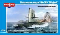Атомная подводная лодка Skipjack