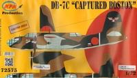 Бомбардировщик DB-7C 'Captured Boston'