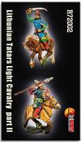 Литовские татары, легкая кавалерия, часть 2