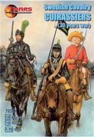 Шведские кавалерийские кирасиры, Тридцатилетняя война