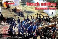 Французская артиллерия, Наполеоновские войны