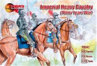 Фигурки императорской тяжелой кавалерии,Тридцатилетняя война