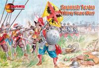 Фигурки испанских солдат,Тридцатилетняя война
