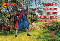 Императорская пехота в летнем обмундировании (Тридцатилетняя война)
