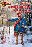 Императорская пехота в зимнем обмундировании (Тридцатилетняя война)