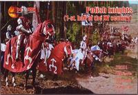 Польские рыцари, 1-ая половина XV столетия