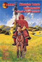 Литовские татары, легкая кавалерия (1-я половина  XV столетия)