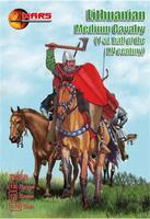 Литовская кавалерия в 1-й половины XV века