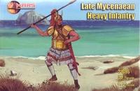 Поздняя микенская тяжелая пехота