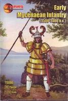 Микенская пехота, ранняя