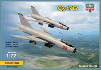 Советский истребитель-бомбардировщик Сухой Су-7Б
