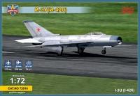 Советский перехватчик И-ЗУ (И-420)
