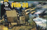 Германская 10.5 cm зенитная пушка FlaK 38