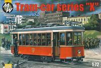 Советский трамвай Kh