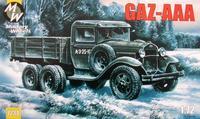 MW7234 GAZ-AAA WWII Soviet truck