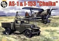MW7236 AS-1 and I-153 Chaika