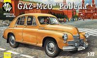 Модель советского автомобиля ГАЗ-21 Победа