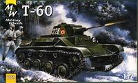 Модель танка T-60
