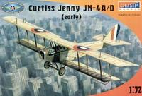 Curtiss Jenny JN-4A/D (early) WWI USAF fighter