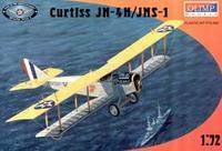 Тренировочный истребитель ВВС США Curtiss JN-4H/JNS-1