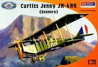 Curtiss Jenny JN-4HG (gunnery) fighter