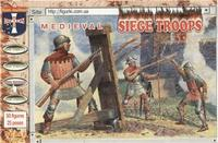 Средневековая осада