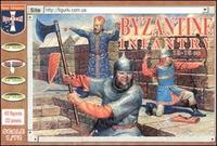Византийская пехота, XII-XV век