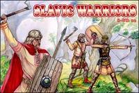 Славянские воины, VI-VIII век